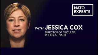 EUROPESE OMROEP | OPENN  | NATO Experts | How does NATO respond to the threat of nuclear weapons?