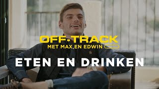 EUROPESE OMROEP | OPENN  | G-Star RAW presents: Off-Track with Max & Edwin - Part 4: Food and Drink