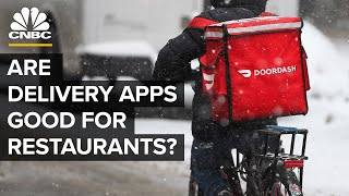 EUROPESE OMROEP OPENN Are DoorDash, UberEats Good For Restau