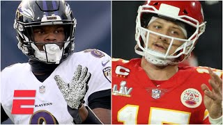 EUROPESE OMROEP | OPENN  | Have the Ravens done enough to challenge the Chiefs in the AFC? | NFL on ESPN