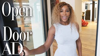 EUROPESE OMROEP | OPENN  | Inside Serena Williams' New Home With A Trophy Room & Art Gallery | Open Door | Architectural Digest