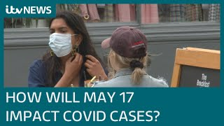 EUROPESE OMROEP | OPENN  | Covid: Easing of rules to cause resurgence but deaths projected to be lower due to jab | ITV News