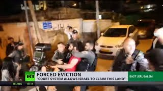 EUROPESE OMROEP | OPENN  | Third night of unrest over Palestinian evictions in East Jerusalem
