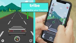 EUROPESE OMROEP | TechCrunch | Tribe Pivots To Video Chat Games | 1523383202 2018-04-10T18:00:02+00:00