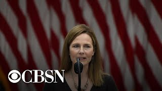 EUROPESE OMROEP OPENN What Amy Coney Barrett's Supreme
