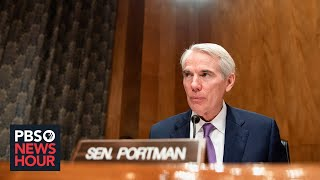 EUROPESE OMROEP | OPENN  | Sen. Portman on Liz Cheney, infrastructure plans, and taxing the wealthy