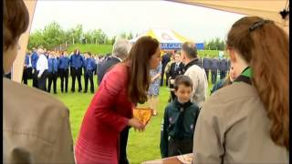 EUROPESE OMROEP | MyDigitalRealm | TRHs The Earl and Countess of Strathearn in Perth and Kinross - 29th May 2014 | 1401391667 2014-05-29T19:27:47+00:00