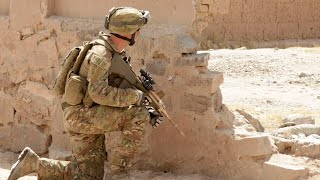 EUROPESE OMROEP OPENN Afghanistan withdrawal will be a 'huge