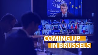 EUROPESE OMROEP OPENN Coming up in Brussels: Recovery a
