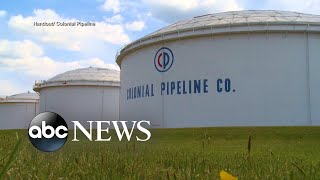 EUROPESE OMROEP | OPENN  | Cyber security expert: Colonial Pipeline hack is 'tip of the iceberg'