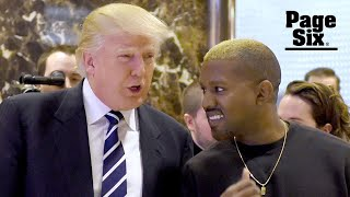 EUROPESE OMROEP | New York Post | Why Kanye's love for Trump shouldn't be a shock | Page Six | 1524759519 2018-04-26T16:18:39+00:00
