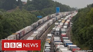 EUROPESE OMROEP OPENN Haulage firms blame government af