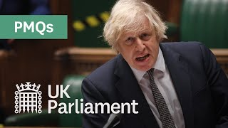 EUROPESE OMROEP OPENN Prime Minister's Questions (PMQs) - 14