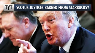 EUROPESE OMROEP OPENN SCOTUS Justices Barred From Starb