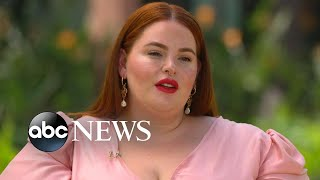 EUROPESE OMROEP | OPENN  | Body-positive Tess Holliday on the complexities of her eating disorder | Nightline