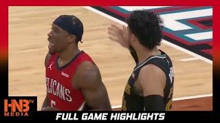 EUROPESE OMROEP | OPENN  | New Orleans Pelicans vs Memphis Grizzlies 5.10.21 | Full Highlights