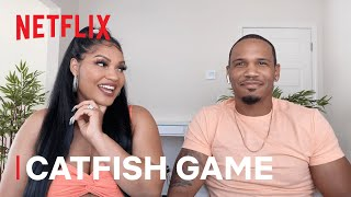 EUROPESE OMROEP | OPENN  | The Circle S2 | Catfish Game: Trevor and Deleesa | Netflix