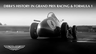 EUROPESE OMROEP | OPENN  | Aston Martin's history in Grand Prix racing and Formula 1 | Aston Martin DBR4