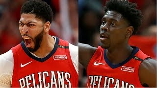 EUROPESE OMROEP | NBA | Anthony Davis and Jrue Holiday Combine for 88 POINTS As The Pelicans Advance To The 2nd Round | 1524358167 2018-04-22T00:49:27+00:00