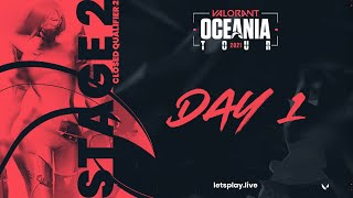 EUROPESE OMROEP | OPENN  | McTeam vs Paradox Gaming | VOT Stage 2 Closed Qualifier 2 Day 1 Match 4 - Presented by LetsPlay.Live