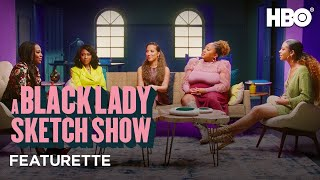 EUROPESE OMROEP | OPENN  | A Black Lady Sketch Show: A Black Lady Roundtable | HBO