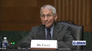 EUROPESE OMROEP | OPENN  | Exchange between Sen. Rand Paul and Dr. Anthony Fauci