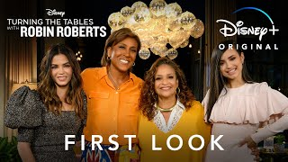 EUROPESE OMROEP | OPENN  | First Look | Turning the Tables with Robin Roberts | Disney+
