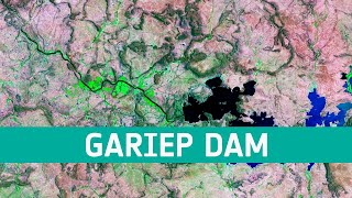 EUROPESE OMROEP OPENN Earth from Space: Gariep Dam, South Af