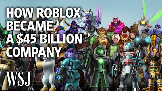 EUROPESE OMROEP | OPENN  | How Roblox Became a $45 Billion Public Videogame Company | WSJ