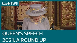 EUROPESE OMROEP | OPENN  | Queen's Speech: Agenda focuses on Policing Bill, voter ID, and asylum system | ITV News