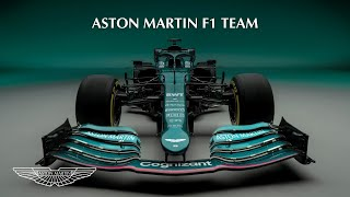 EUROPESE OMROEP | OPENN  | Aston Martin F1 2021 | This is the story of Aston Martin Racing