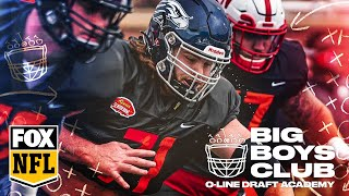 EUROPESE OMROEP | OPENN  | Quinn Meinerz 'unique' training prepared DIII star for NFL future | The Big Boys Club | FOX NFL