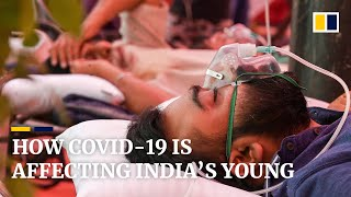EUROPESE OMROEP | OPENN  | 'Fear has activated': How Covid-19 is affecting young people in India