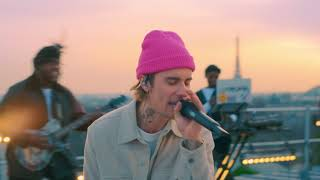 EUROPESE OMROEP | OPENN  | Justin Bieber - Somebody (Live from Paris)