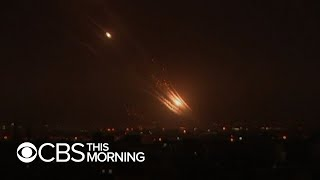 EUROPESE OMROEP | OPENN  | Israeli airstrikes target Gaza militants following week of clashes at site of Al-Aqsa Mosque
