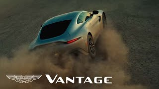 EUROPESE OMROEP | OPENN  | Aston Martin Vantage | Deserves to be driven