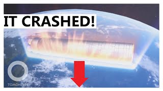 EUROPESE OMROEP | OPENN  | Chinese Rocket Has Crashed to Earth
