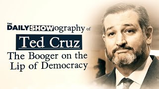 EUROPESE OMROEP | OPENN  | Ted Cruz: The Booger on the Lip of Democracy | The Daily Show