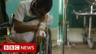 EUROPESE OMROEP | OPENN  | Philippines Covid surge throws country into disarray - BBC News