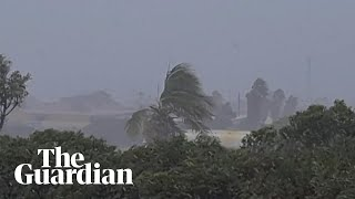 EUROPESE OMROEP OPENN Cyclone Seroja lashes parts of We