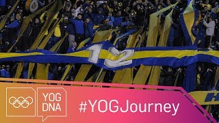 EUROPESE OMROEP | Youth Olympic Games | Boca Juniors - Tour of Buenos Aires #YOGjourney | 1509732000 2017-11-03T18:00:00+00:00