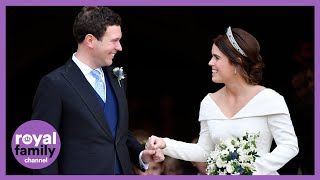 EUROPESE OMROEP OPENN Princess Eugenie and Jack Brooksb
