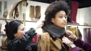 EUROPESE OMROEP | Fendi | Fendi Women's Fall/Winter 2018-19 Collection | Backstage | 1519483016 2018-02-24T14:36:56+00:00