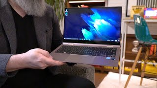 EUROPESE OMROEP | OPENN  | Samsung Galaxy Book Pro and Pro 360: First look