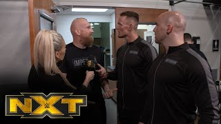 EUROPESE OMROEP | OPENN  | Alexander Wolfe isn't cleared to compete tonight: WWE Network Exclusive, May 11, 2021