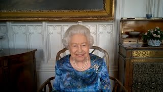 EUROPESE OMROEP OPENN The Queen's call with members of
