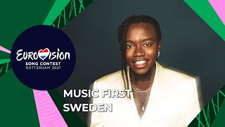 EUROPESE OMROEP OPENN Music First with Tusse from Sweden �