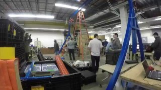 EUROPESE OMROEP | UMass Lowell Robotics Lab | NASA Valkyrie robot assembly time lapse | 1459993816 2016-04-07T01:50:16+00:00