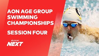 EUROPESE OMROEP OPENN Session Four | Aon NZ Age Group Champi