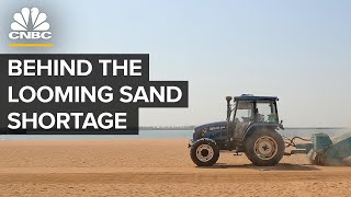 EUROPESE OMROEP | OPENN  | Why The World Is Running Out Of Sand